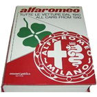Alfa Romeo Books and Brochures