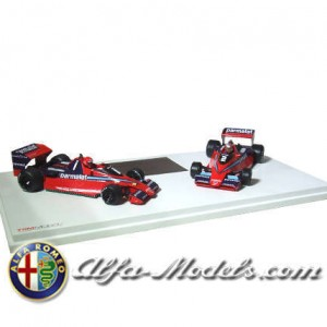 Brabham Alfa bt46 team