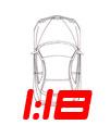 1:18 Alfa Romeo Scale Models