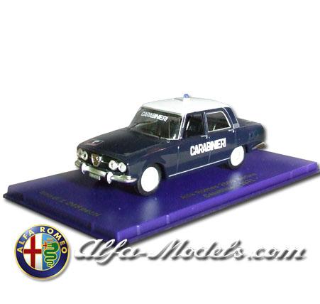 Alfa 2000 Berlina Carabinieri