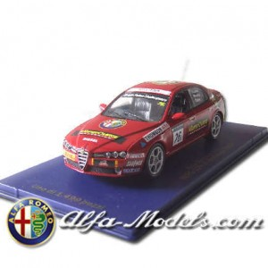 Alfa Romeo 159 2.4 JTD Bathurst 2007