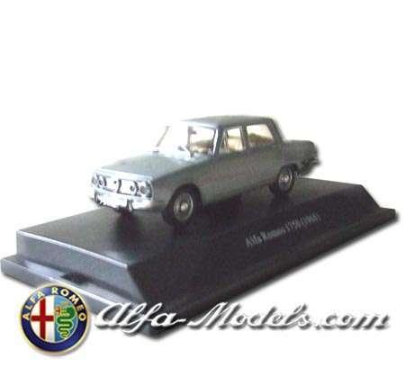 Alfa Romeo 1750 Berlina 1968