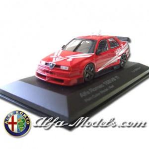 Alfa Romeo 155 V6 TI (red)