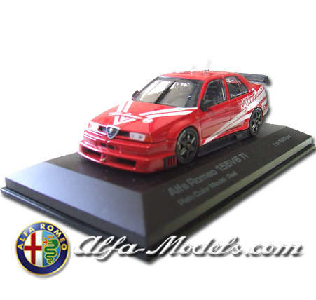 Alfa Romeo 155 V6 TI (red)