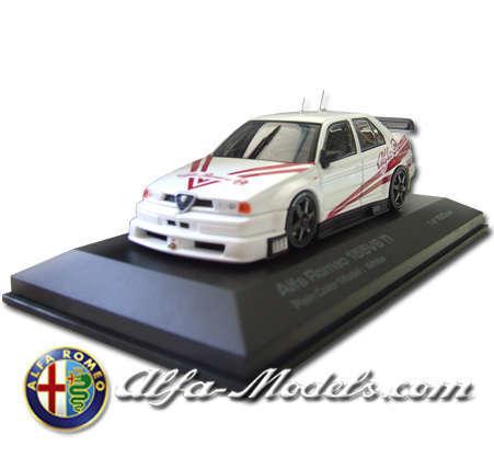 Alfa Romeo 155 V6 TI (white)