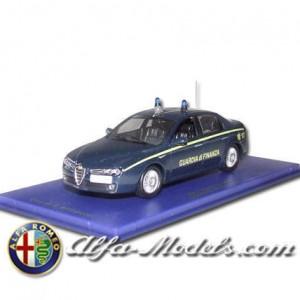 Alfa Romeo 159 Guardia di Finanza