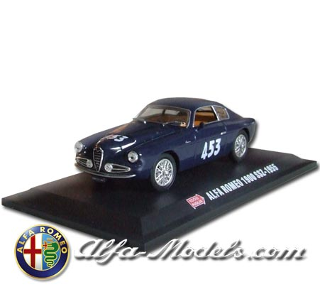 Alfa Romeo 1900 SS Zagato 1955