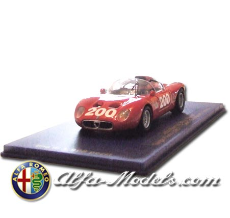 Alfa Romeo Tipo 33/2 Periscopica