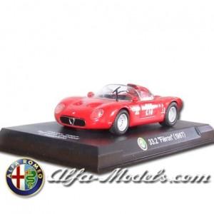 Alfa Romeo 33/2 Fleron