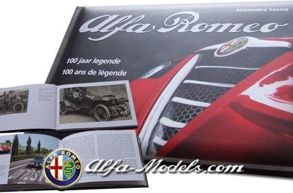 Alfa Romeo 100 ans de légende