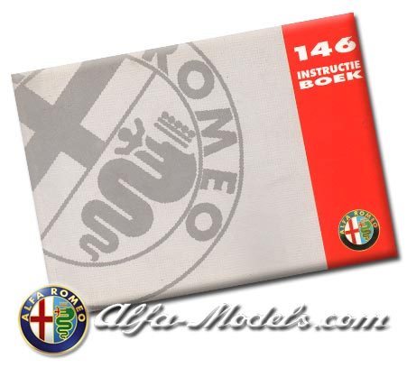 Alfa Romeo 146 Owners Manual