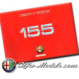 Alfa Romeo 155 Owners Manual 1994
