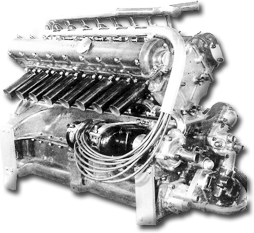Alfa Romeo 158 engine
