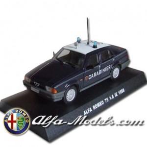 Alfa Romeo 75 Carabinieri