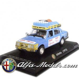 Alfa Romeo Alfetta Capo Nord Capo Sud