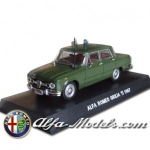 Alfa Romeo Giulia TI Polizia