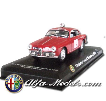 Alfa Romeo Giulietta Sprint Veloce