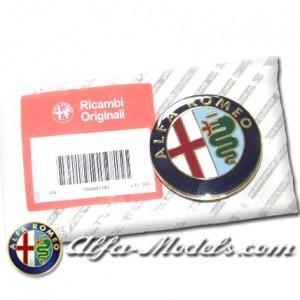 156048134 Alfa Romeo 147 emblem rear 2nd