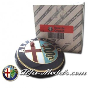 46822713 Alfa Romeo Badge 147 1st